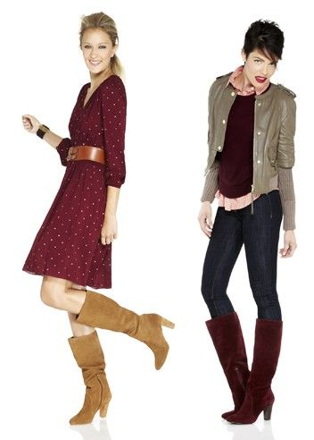 both of these outfits are so cute!