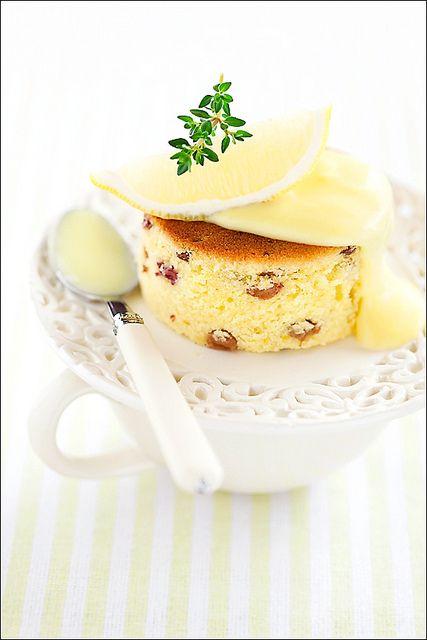 Fresh, fun, very tasty Lemon Cake with Coconut Lemon Curd.  #food #cooking #meals #baking #desserts #lemon #cake #coconut #lemoncurd