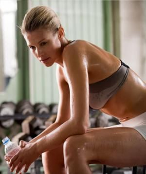 You may burn more calories during 1 hour of cardio than lifting for an hour, but women who weight train burn an average of 100 more calories during the 24 hours after.