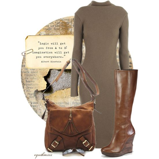 """Those Are Some Boots"" by cynthia335 on Polyvore"