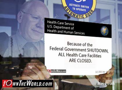 no health care