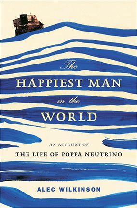 The Happiest Man In The World. Cover design by Christopher Sergio #BookCover #Book