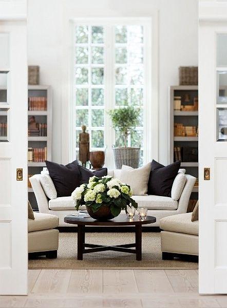 Chic Living Room....