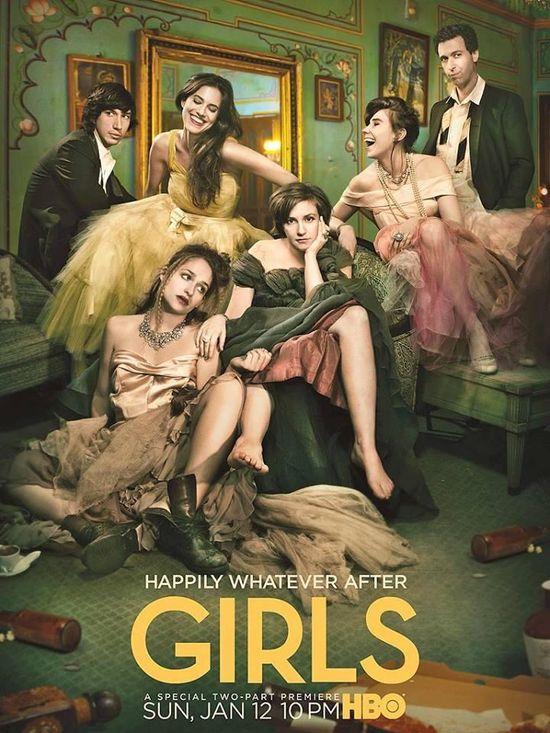 Girls. Season 3.