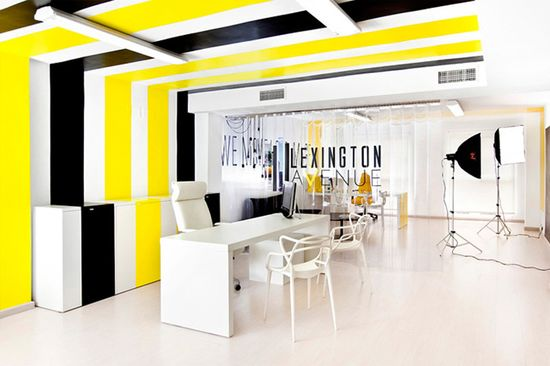Lexington Avenue office by Masquespacio, Valencia - Spain
