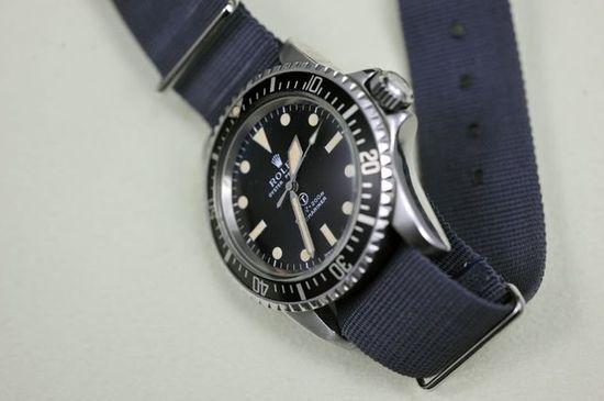 Vintage Military Rolex Submariner