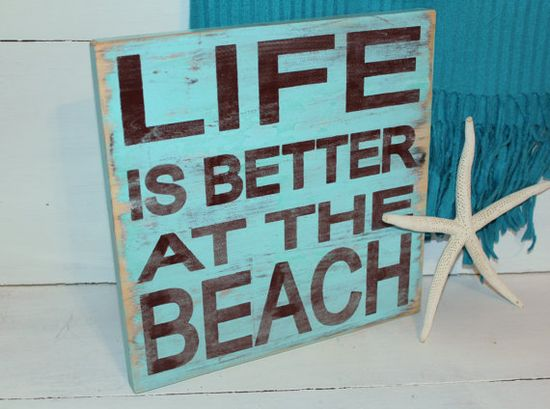 Life is indeed better at the Beach! ? ? www.paintingyouwi...