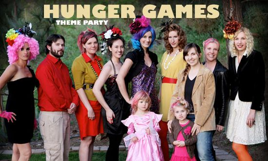 Hunger Games Party ideas