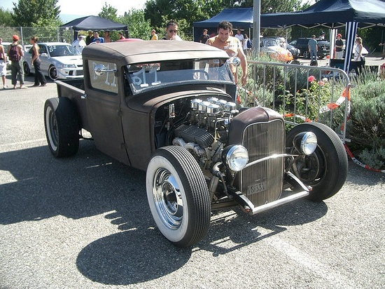 31 ford pickup