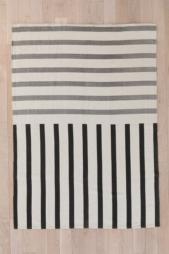 Assembly Home Mixed Stripe Rug