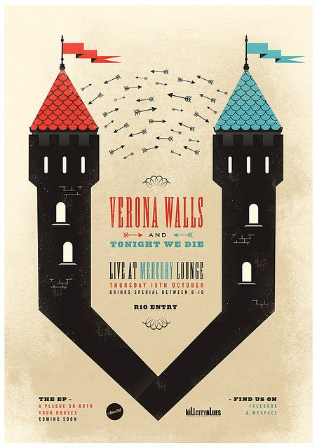 Verona Walls & Tonight We Die - Two Towers