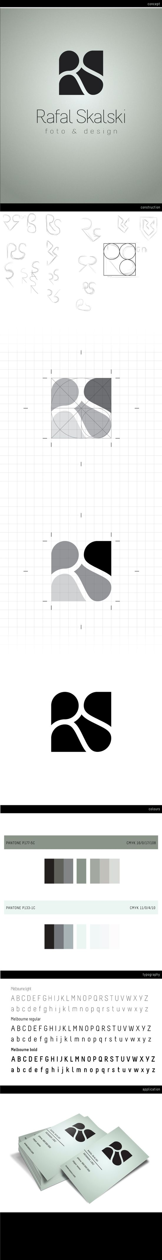 Personal Logo on Behance