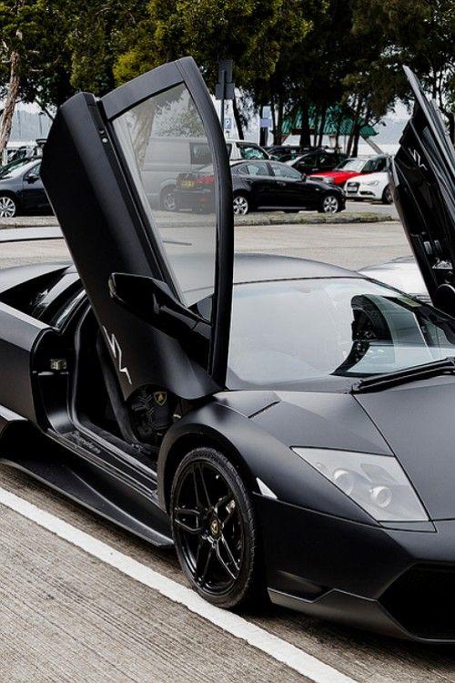 Lamborghini. This is my dream car