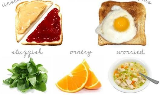 The best foods to beat your bad mood