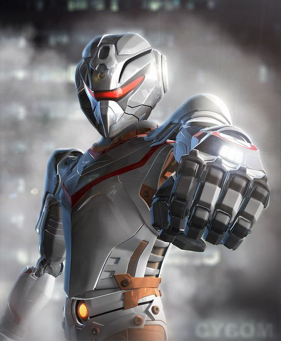 20 Awesome 3D Character Designs