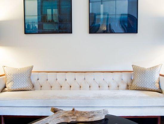Sofa- Fig Interior Design, New York