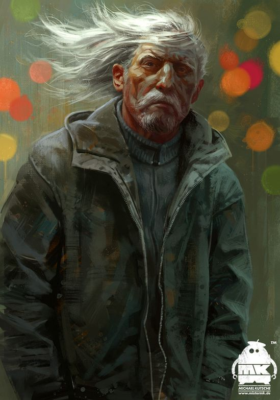 Amazing Character Designs by Michael Kutsche - Make your ideas Art