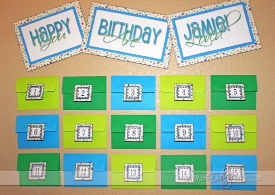 birthday gift idea