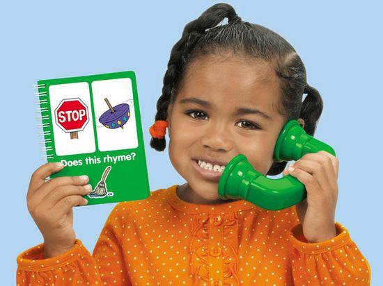 Hear Myself Rhyming Sound Phone Center, $15