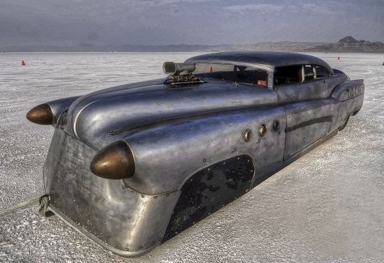 Dieselpunk: Salt Flat Racer