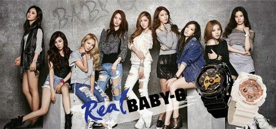 SNSD ? Girl Generation - Baby G