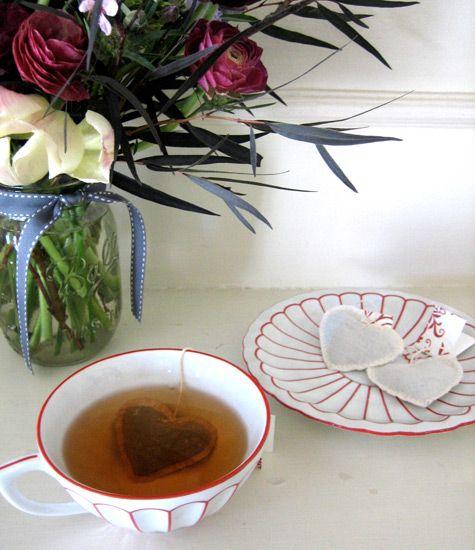 tea time love!