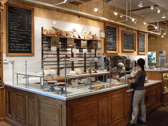 front counter bakery