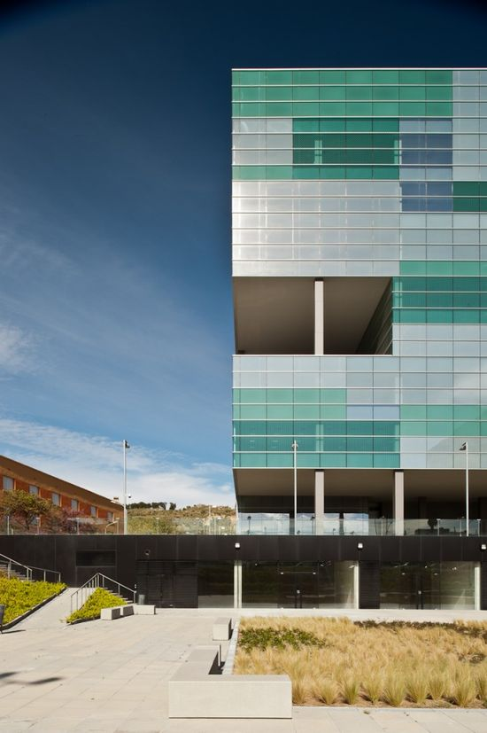 Building of the Year 2012, Office: D38 Office / Arata Isozaki