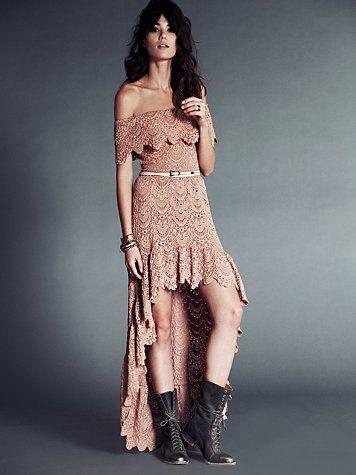 Flourish of Lace Maxi. www.freepeople.co...