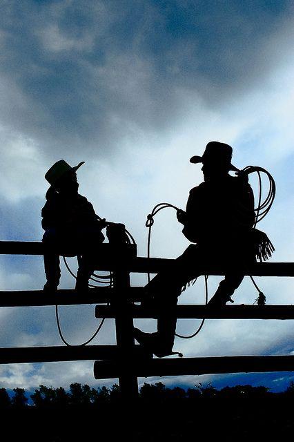 cool silhouette ... Montana memories