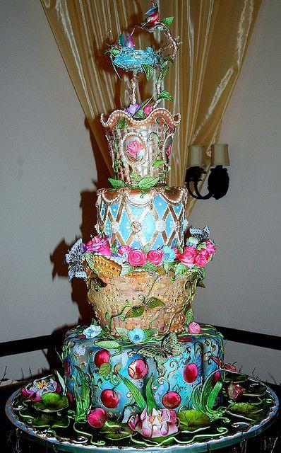 GORGEOUS Cake!!!!