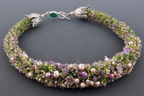 Английский коттедж на Musen Елизавета Соренсен.  Любовь, как она выглядела как маленький цветник.