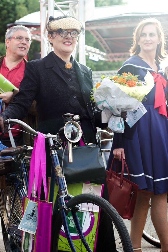 Winner: Anjou Vélo Vintage Style Pageant