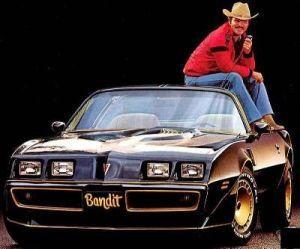 Pontiac Trans Am ~ Smokey and the Bandit