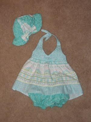 Super cute baby girl dress