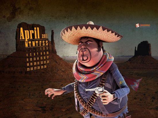 The Mexican by Seid Tursic, via Behance