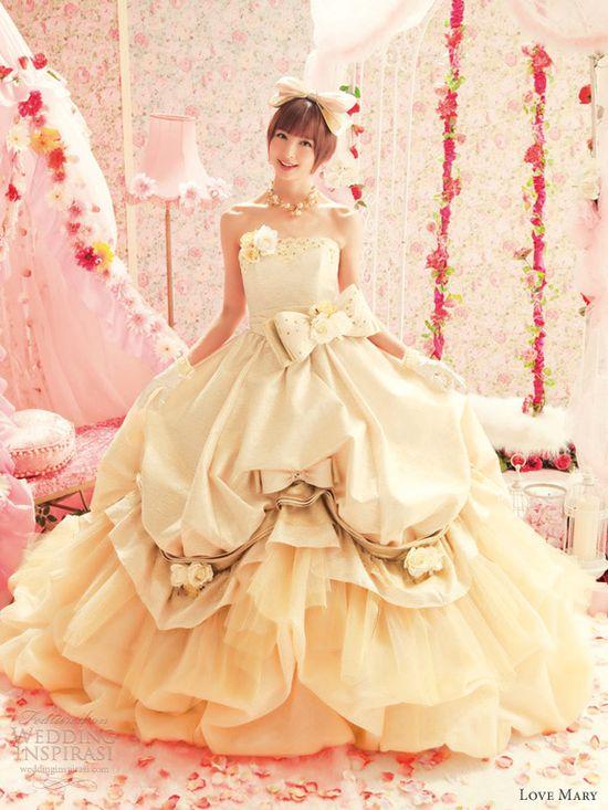 Love Mary Wedding Dresses