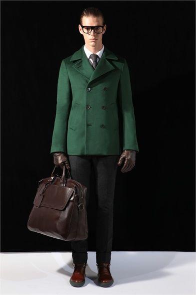 Ports 1961 - Men Fashion Fall Winter 2013-14 - Shows - Vogue.it