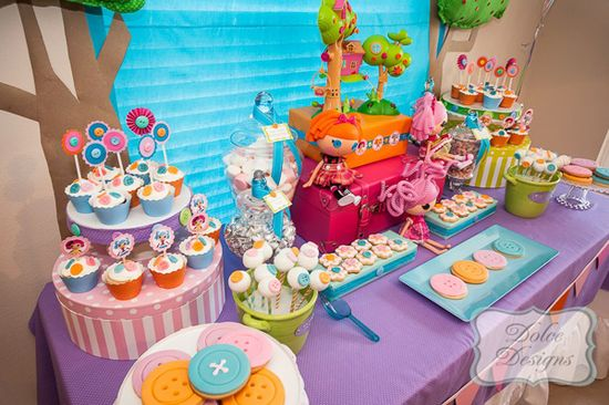 Lalaloopsy Party Planning Ideas Supplies Idea Cake Decorations