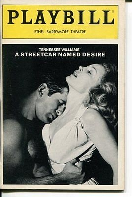 """A Streetcar Named Desire"" ~ 1992 (Jessica Lange and Alec Baldwin)"