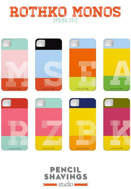 monogram iphone cases.