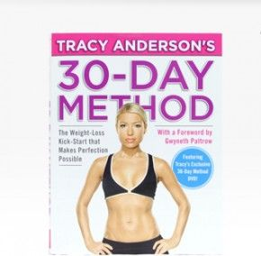 Tracy Anderson 30 day Method