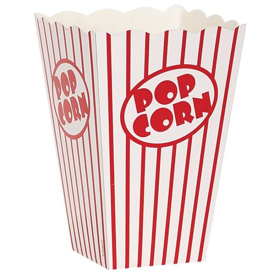 Popcorn Party Boxes