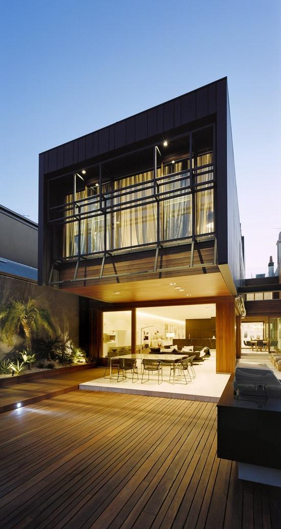 Middle Park House 2 by Chamberlain Javens Architects #architecture #design #melburne #australia #modern