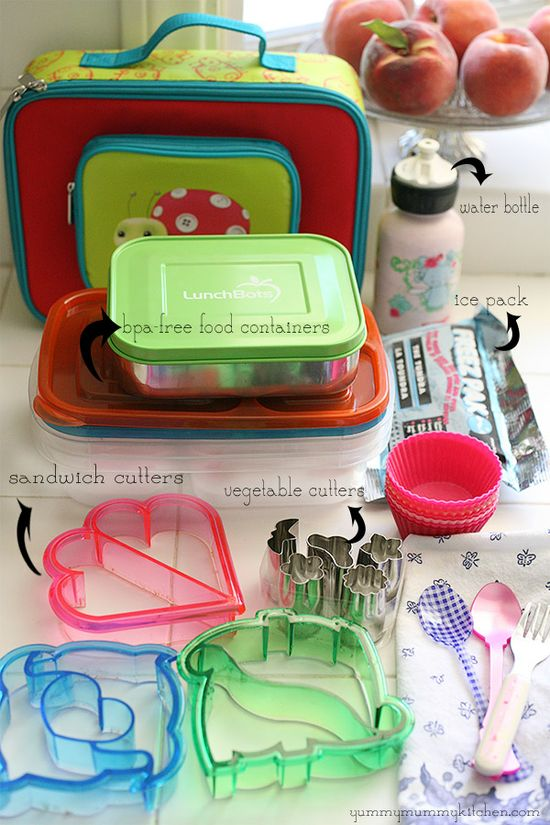 Lunchbox essentials and tips from YummyMummyKitchen... #ProjectLunchBox