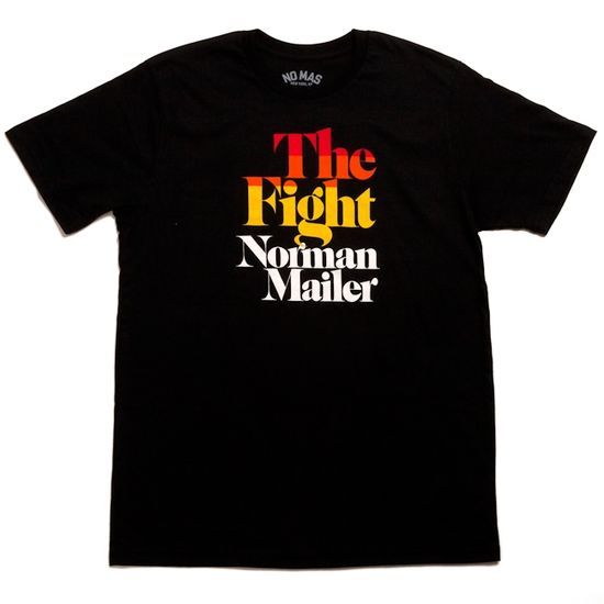 The Fight book cover t-shirt