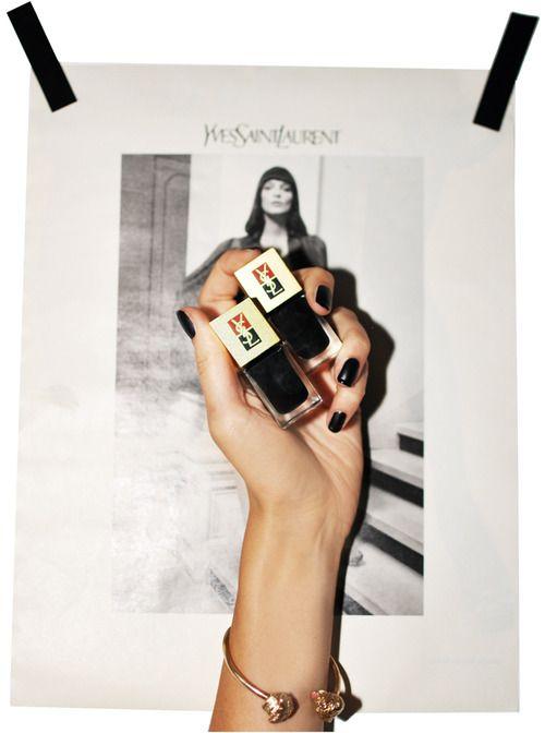 { ysl } nails