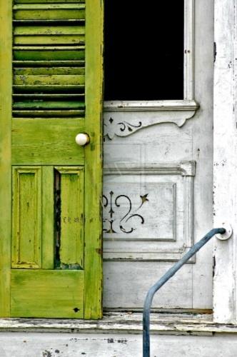 Green Shutters.