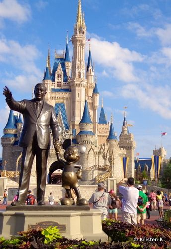 Cinderella Castle Photography Tips