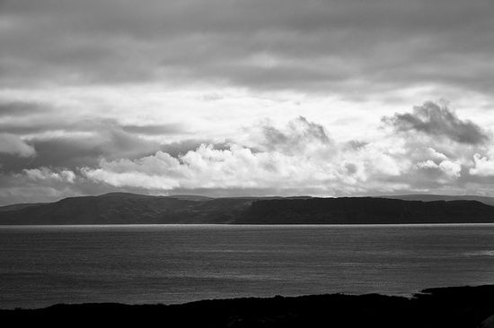 Rathlin Island, off the County Antrim coast,opposite Ballycastle.